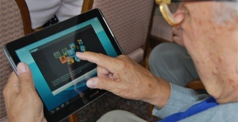 University presents paper on digital storytelling in care homes at Las Vagas conference 13