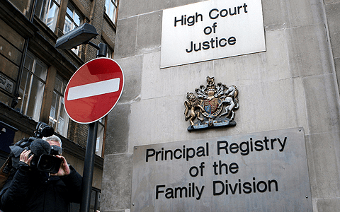Rape ruling by family court judge criticised for 'outdated' views made public 6