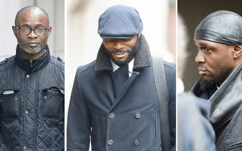 Famous sporting brothers 'shamed' after being jailed for children's charity fraud 4