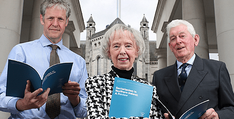 Ulster academic report calls for new Stormont department to tackle sectarianism 10