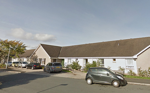 Residents evacuated after care home blaze in Aberdeenshire 1