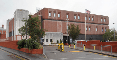 Chief prison inspector demands action over squalid conditions at HMP Bristol 1