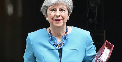 Former PM raises questions over Queen's Speech immigration and justice plans 1