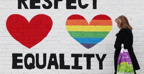 Same-sex marriage in Northern Ireland a step closer after commons vote 1
