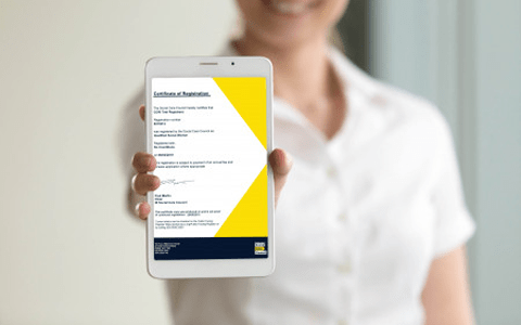 Digital certification now in place for Northern Ireland's care sector workforce 1