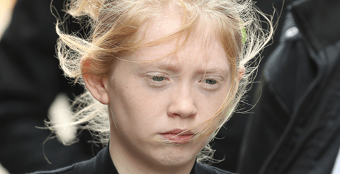 Alesha MacPhail killer claims jail term 'excessive' and 'miscarriage of justice' 1