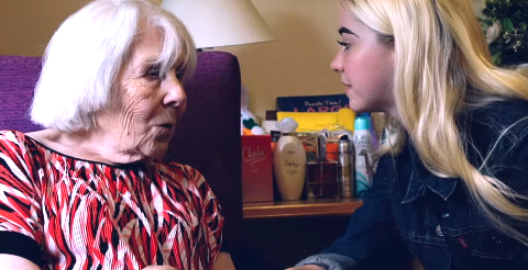 'Together' initiative sees students and care home residents combat loneliness 1
