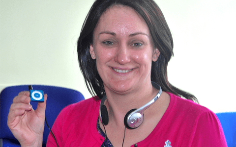 NHS Fife trial finds music playlists significantly reduced agitation in dementia patients 1