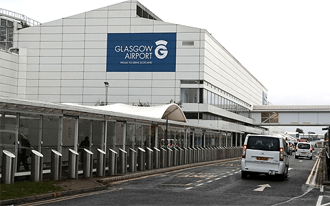 Human trafficking partnership at Glasgow Airport suspended 'due to Brexit' 6