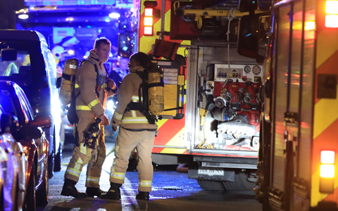 Liverpool care home confirm 'nobody hurt' after blaze sees residents evacuated 9