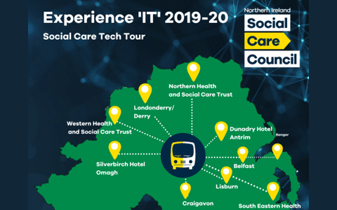 NI workshop tour aims to showcase how technology can support adult care workforce 5