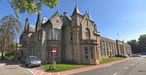 Forth Valley nurse struck off for failing to report child sex abuse allegation 2