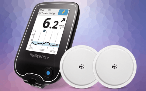 Study finds wearable glucose monitors may benefit diabetics with memory problems 8