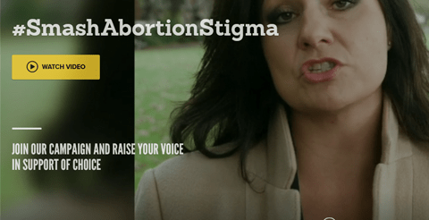 Survey suggests most women would not tell family if they were considering abortion 1