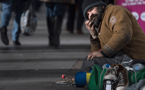 Far too many homeless people still on the streets and not safely housed, say charities 2