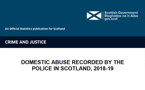 Report: Domestic Abuse Recorded By Police In Scotland 2018 - 2019 3