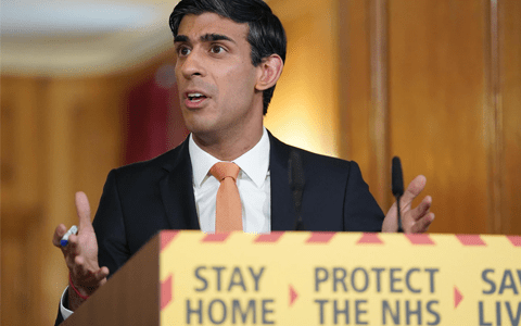 Chancellor Rishi Sunak unveils £750m support package for struggling charities 3