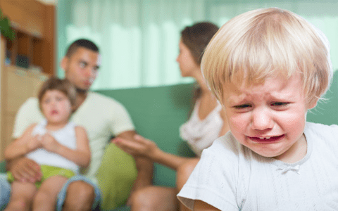 New parents with relationship problems 'can cause behavioural issues in children'