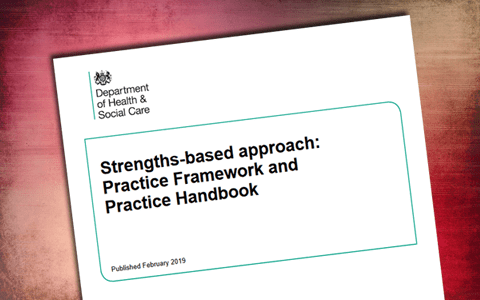 Resource: Strengths-based approach – Practice Framework and Handbook (SCIE)