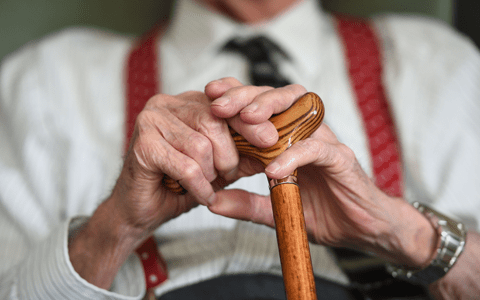 Well-being of carers can impact on ability of people with dementia to 'live well'