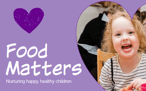 Resource: Food Matters – Good practice guide for nurseries and other childcare settings