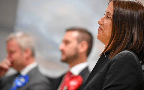 Blow for PM as former social worker wins Brecon and Radnorshire by-election