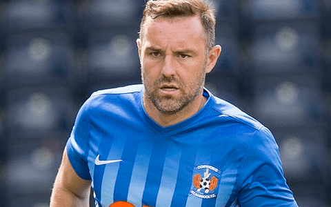 Kris Boyd backs campaign urging more Scottish men seek support when struggling to cope