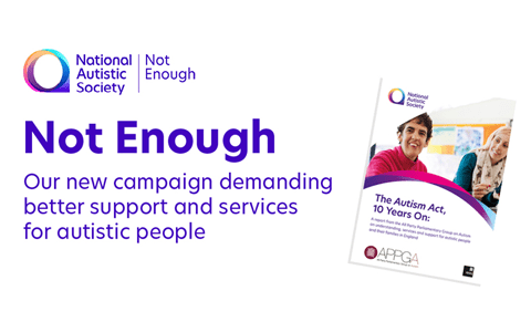 Campaign urges Government introduce specialist autism support in all councils