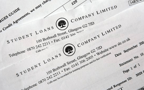 Student loan over-payments worth more than £28M sitting unclaimed by graduates