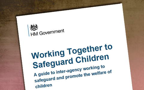 Statutory Guidance: Working together to safeguard children (HM Government)