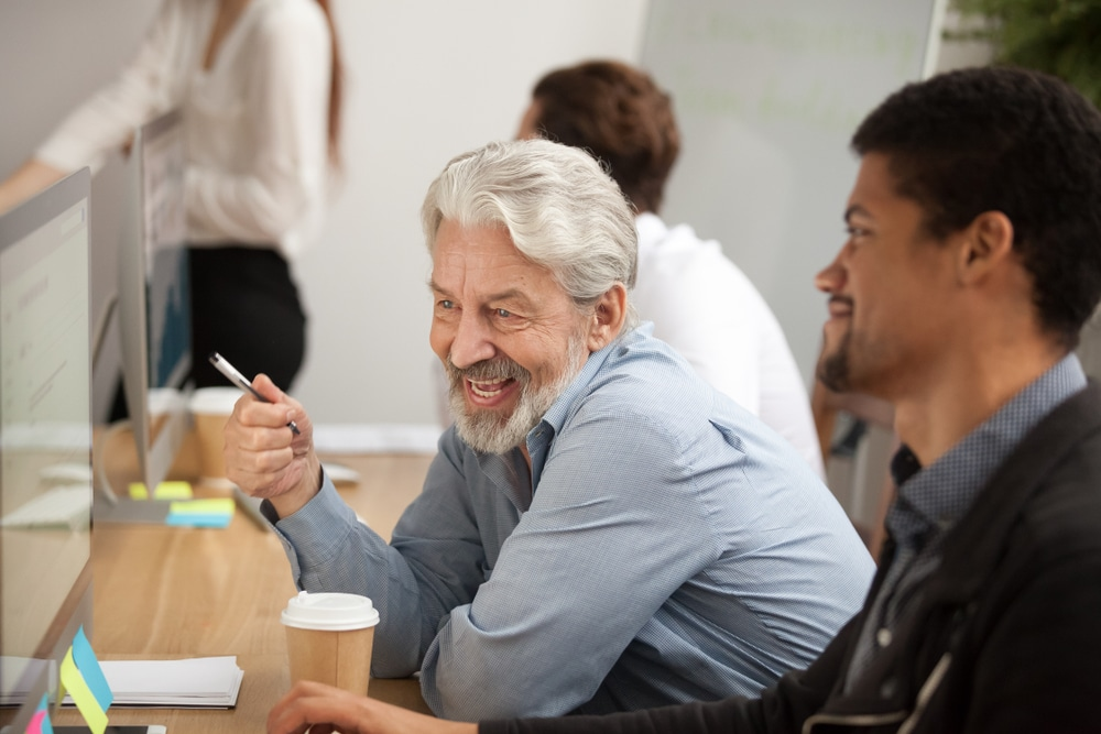 Most Preferred Job Roles for Aging People