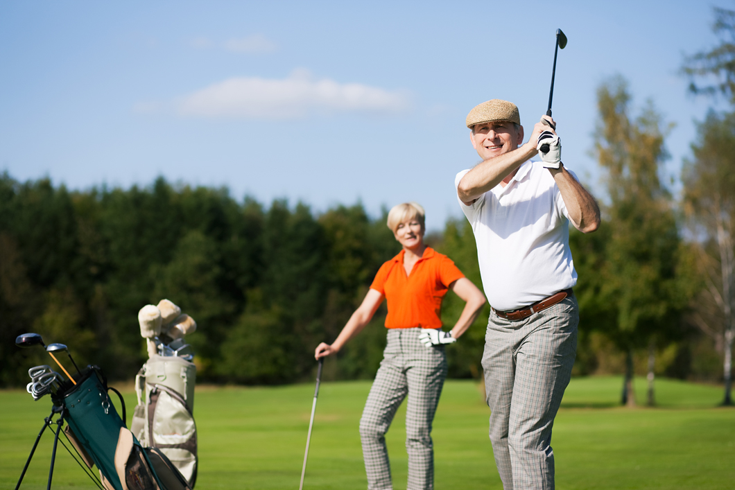Move your body anyway you like. Move, swim, hop rope, golf can boost your framework