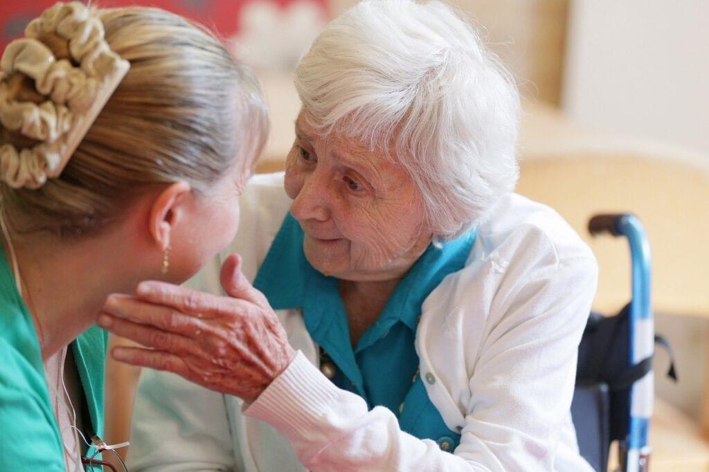 Dealing with Dementia Behavior