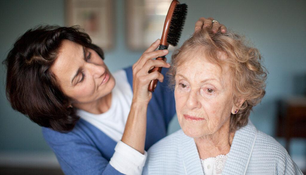 Grief Emotional Impact of Caregiving