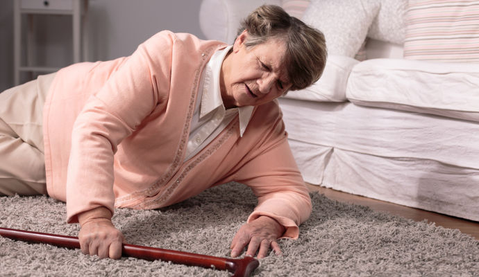5 Common Risks To Seniors' Safety At Home