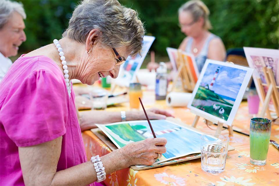 Locating Senior Care Events and Expos