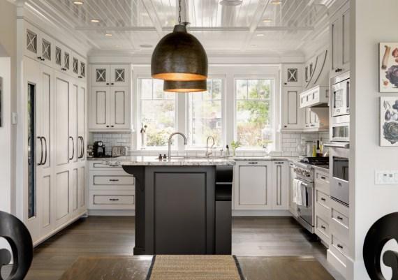 Gold - Jason Good Custom Cabinets - Beach House