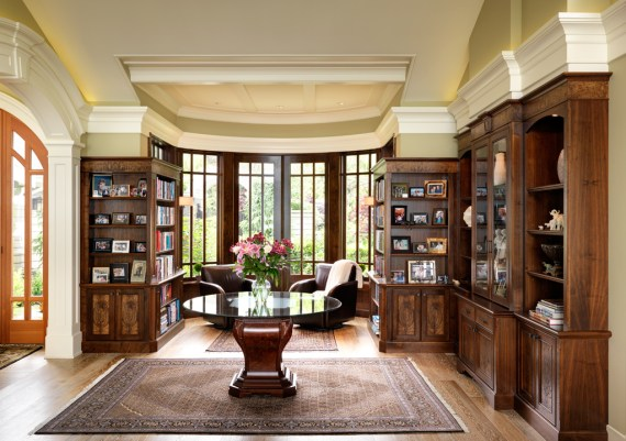 Gold - Sidney Architectural Millwork & Cabinets Co. - Griffin House