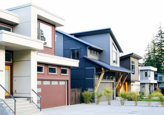Gold - West Coast Contemporary Homes - Parkside @ Royal Bay