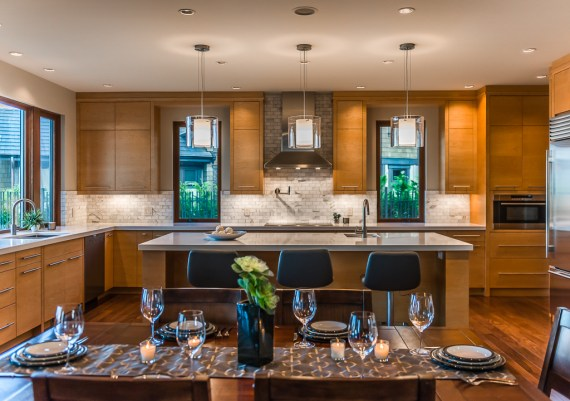 Silver - TS Williams Construction and The Interior Design Group - The Horizon
