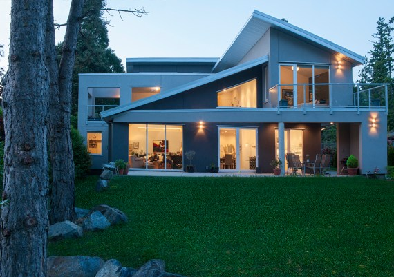 Silver - Patterson & Kaercher Construction Ltd. - Towner Residence