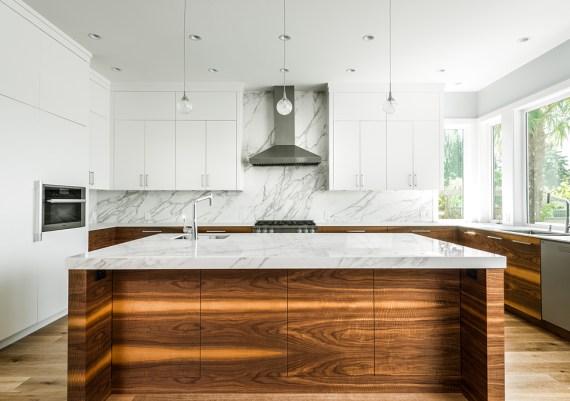 Gold - Goodison Construction and Jason Good Custom Cabinets - Cadboro Bay - after