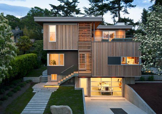 Gold - NZ Builders Ltd. - Gonzales Modern