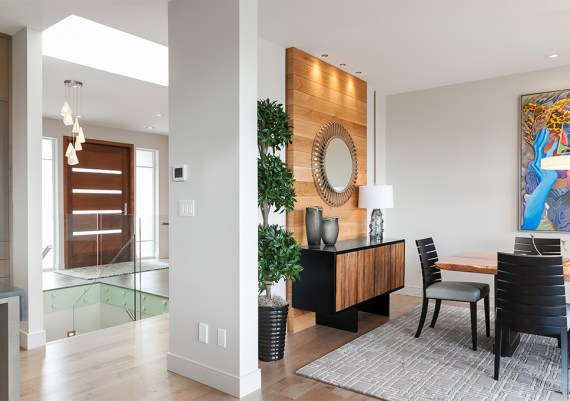 Silver - Aryze Developments, Zebra Design & Interiors Group and Mari Kushino Design - Barkley Terrace
