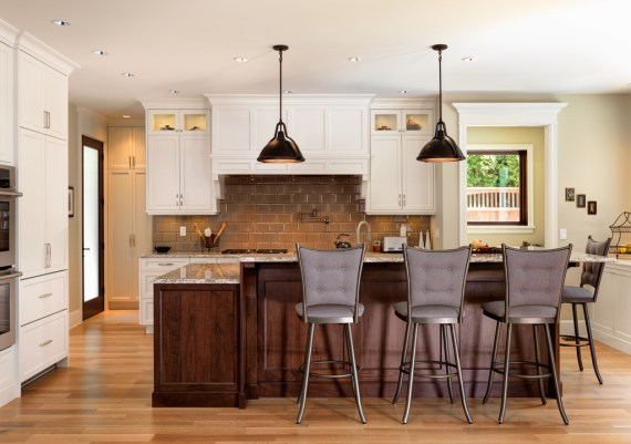 Silver - Terry Johal Developments and South Shore Cabinetry - Saxe Point Manor