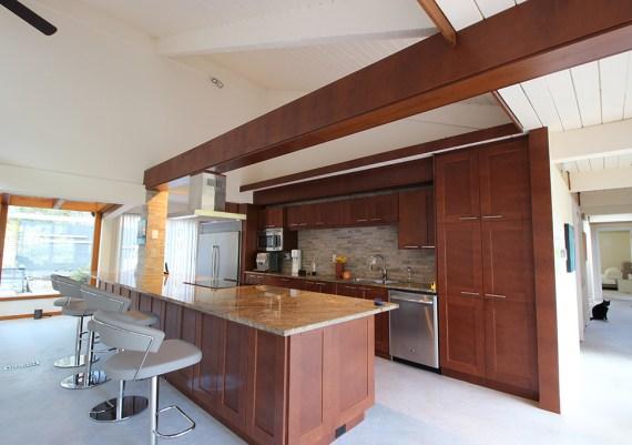 Gold - Goodison Construction Ltd. and Jason Good Custom Cabinets Inc. - Mid-Century Modern - before