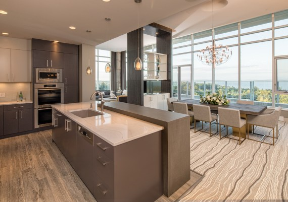 Gold - Spaciz Design Company - Posh Penthouse (after)