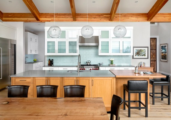 Silver - Falcon Heights Contracting, Mari Kushino Design and Jason Good Custom Cabinets - Cedars