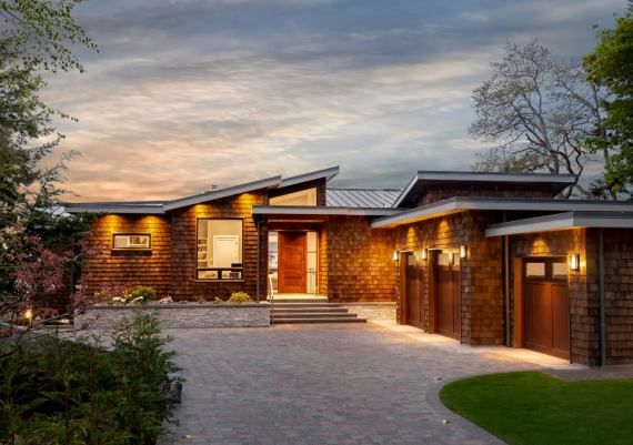 Silver - Falcon Heights Contracting, Ryan Hoyt Designs and Mari Kushino Design - Cedars