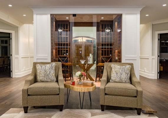 Silver - Rayn Properties - Palatial Wine Room